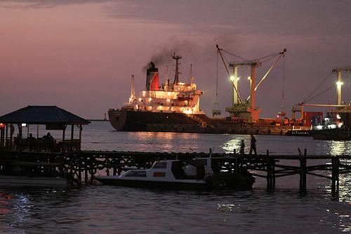 Pelabuhan Soekarno-Hatta