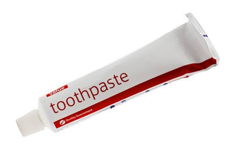how to get rid of ppp toothpaste